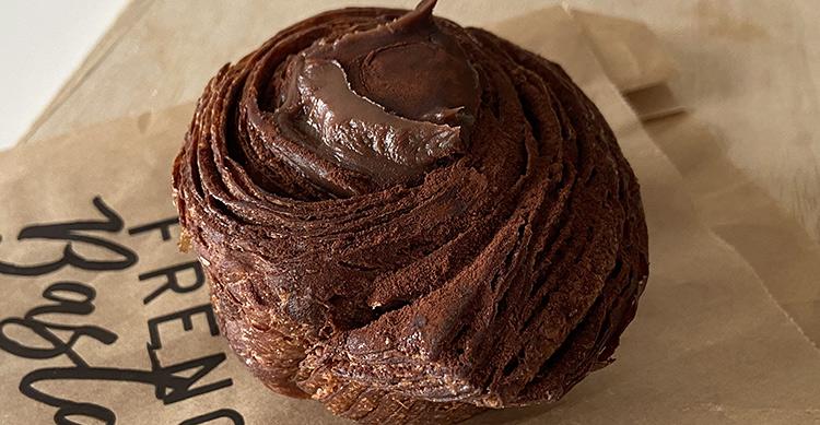 パリ11区のパン屋さん・ザフレンチバスターズのクラフィン