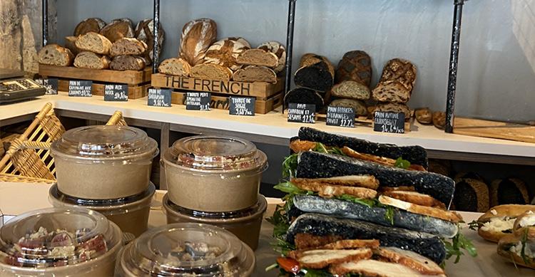 パリ11区のパン屋さん・ザフレンチバスターズ
