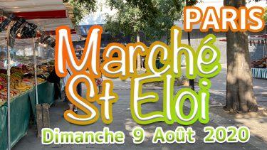 ■パリのマルシェNo.25 – 12区 St Eloi (サン・テロワ/サン エ ロワ)