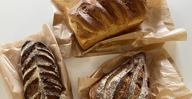 11区ユートピの限定パン