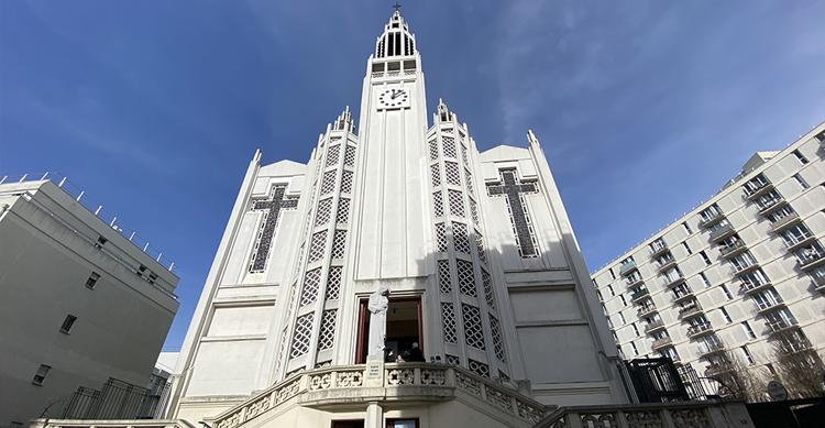 L'église Saint-Jean-Bosco