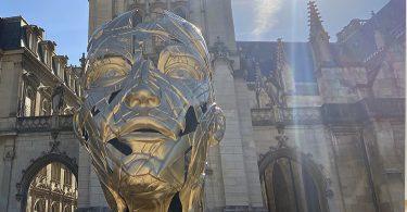 Hopare・顔の彫刻展