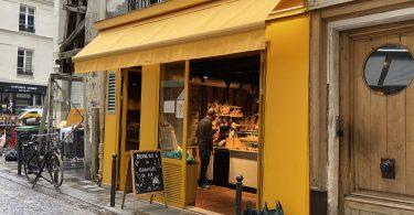 黄色いお店・ブランジェリーニル